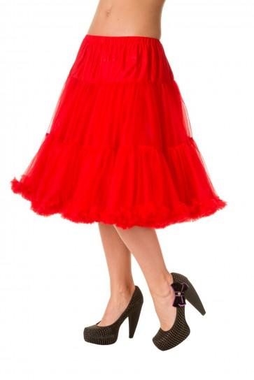 Starlite Petticoat Rood