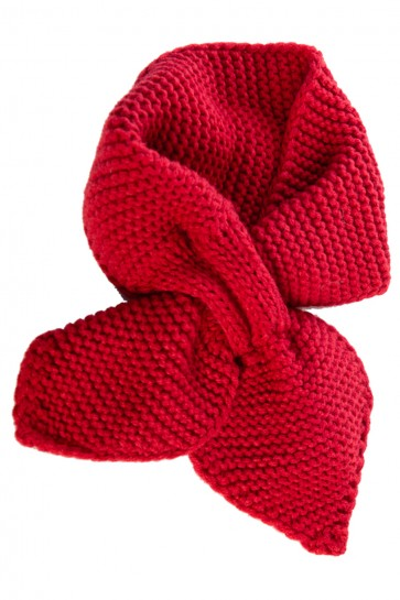 Fru Fru Scarf Red