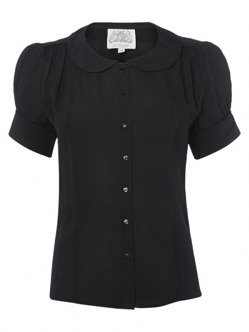 Jive Blouse Black