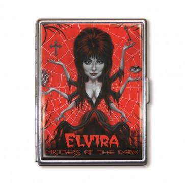 Elvira Mistress Of The Dark Cigarette Case