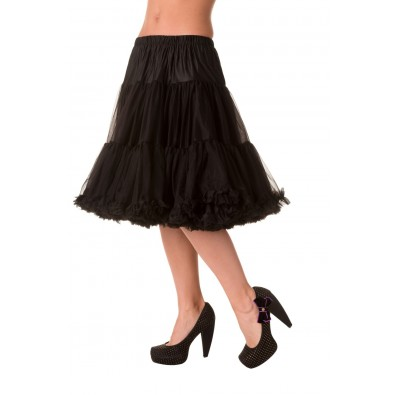 Starlite Petticoat Zwart
