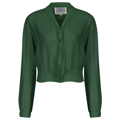 Bonnie Blouse Vintage Green