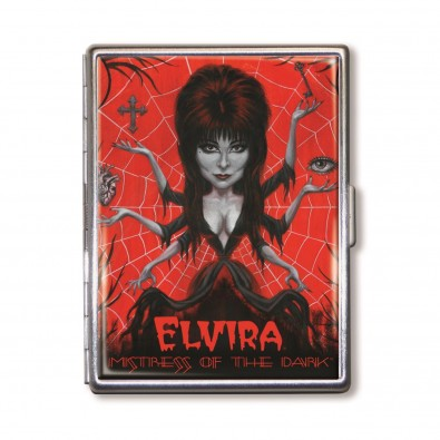 Elvira Mistress Of The Dark Cigarette Case