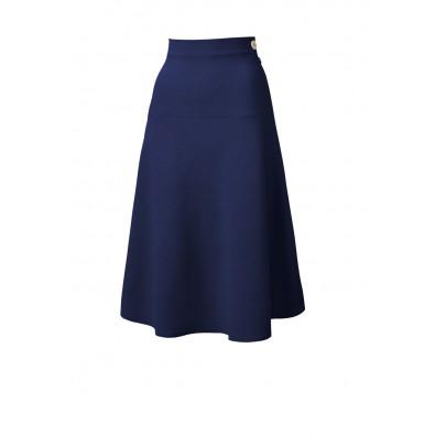 1940s Swing Skirt Navy