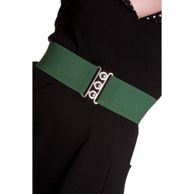 Retro Belt Green